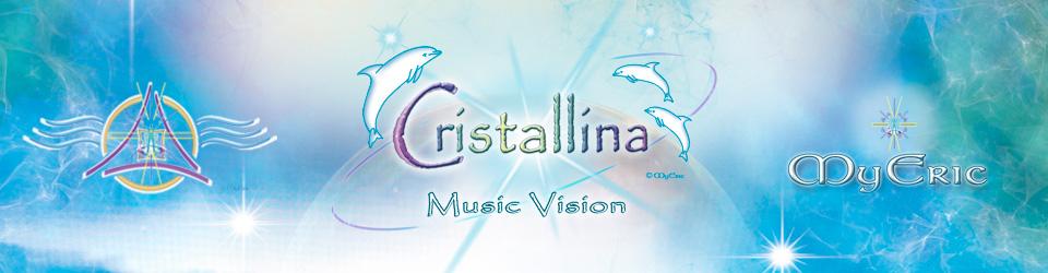 Die Cristallina-Music-Vision-Bibliothek mit den Heil-Sinfonien von MyEric
